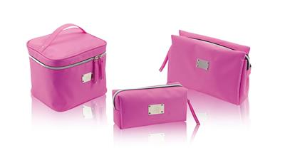 SET BEAUTY CASE ROSA